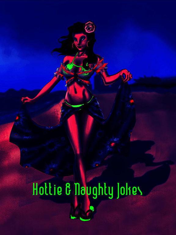 Hottie & Naughty Jokes Screenshot