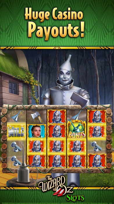 download Wizard of Oz- Vegas Casino Slot Machine Games appstore review