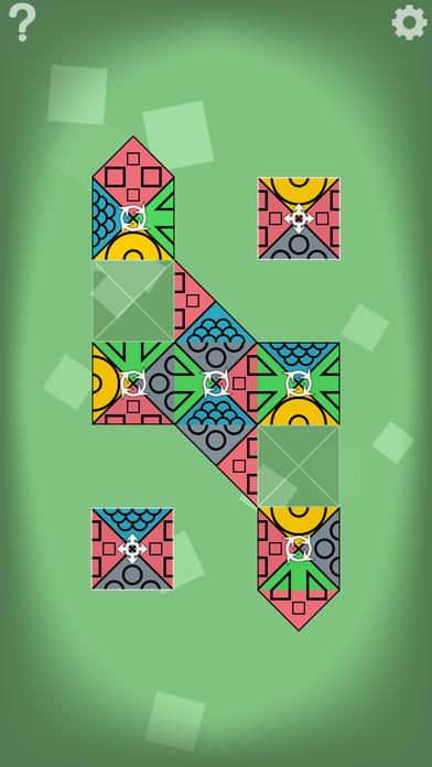 Screenshot 2 AuroraBound – Musterpuzzles