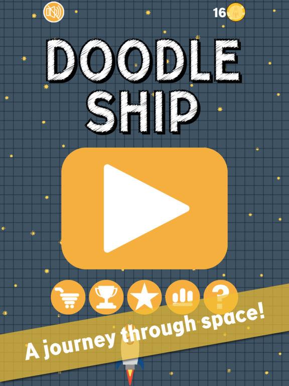 Doodle Ship Screenshots