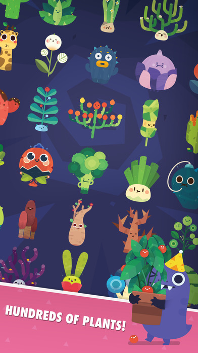 Pocket Plants Screenshot