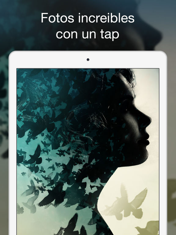 Captura de pantalla del iPad 2