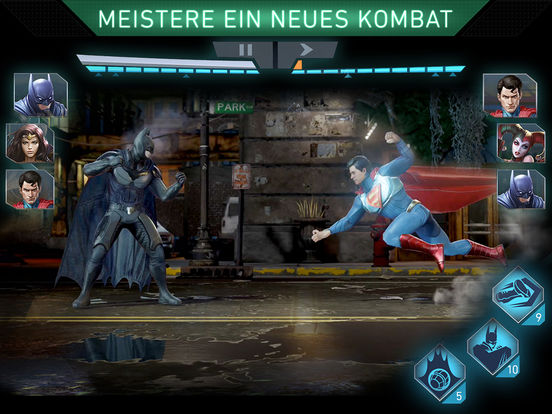 Screenshot 3 Injustice 2