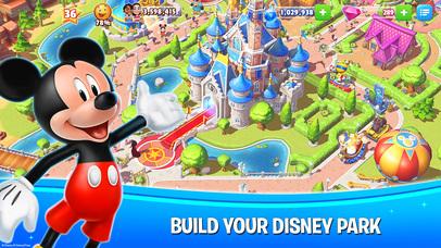 download Disney Magic Kingdoms appstore review