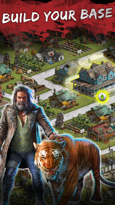 download The Walking Dead: Road to Survival - Strategy Game appstore review