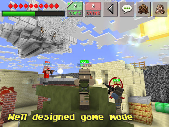 cracked multiplayer fps games