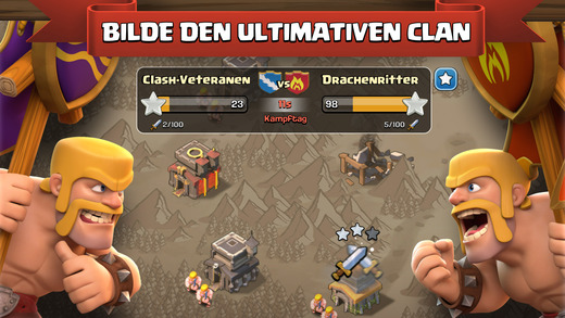 Clash of Clans Screenshot