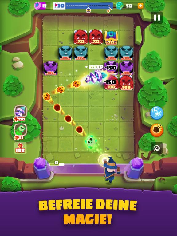 Screenshot 1 Bounzy!