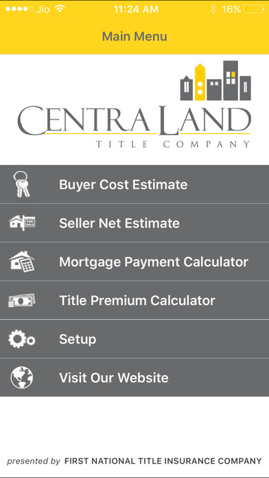 download CentraLand Title appstore review