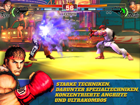 Screenshot 1 Street Fighter IV CE
