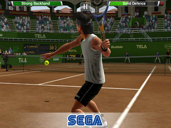 Screenshot 4 Virtua Tennis Challenge