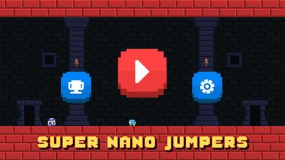 Super Nano Jumpers iOS Screenshots