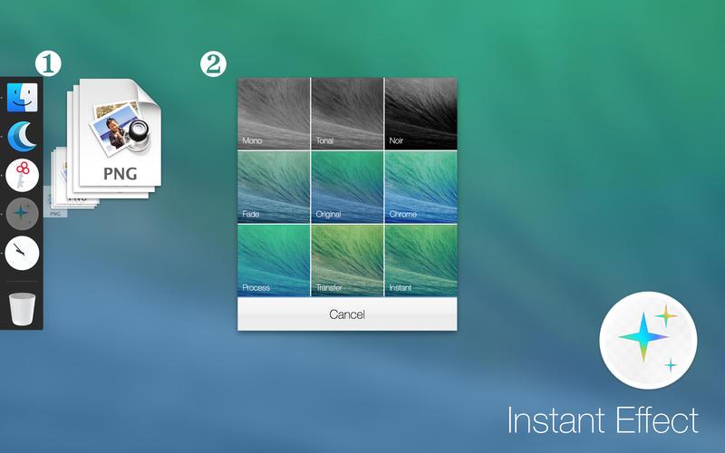 Instant Effect Screenshots