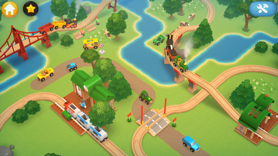 Screenshot for BRIO World - Eisenbahn in Austria App Store