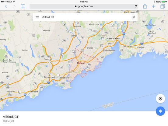 AddressFind - Find full address using partial Screenshot