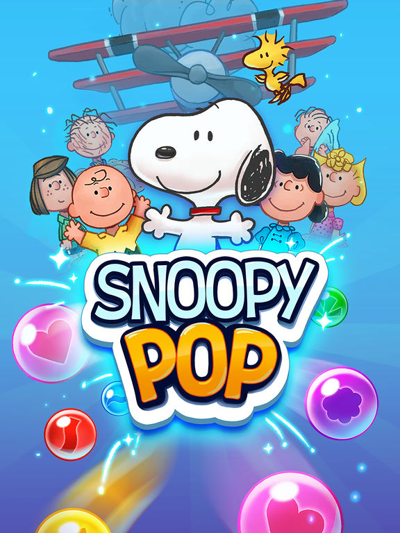 Screenshot 5 Snoopy Pop