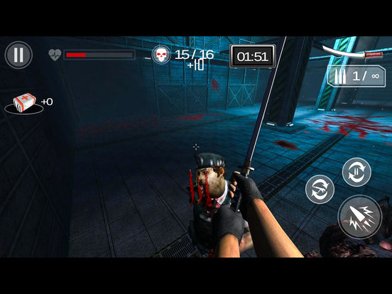 Frontline Evil Dead Zombies Screenshots