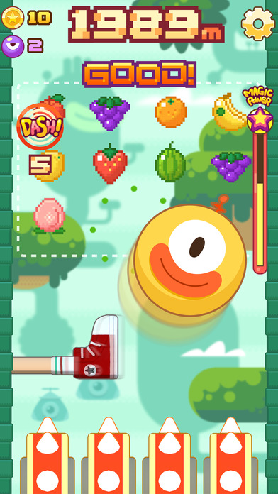 download MOMOTONG - Endless Jump Action appstore review