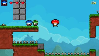 Mushroom Heroes iOS Screenshots
