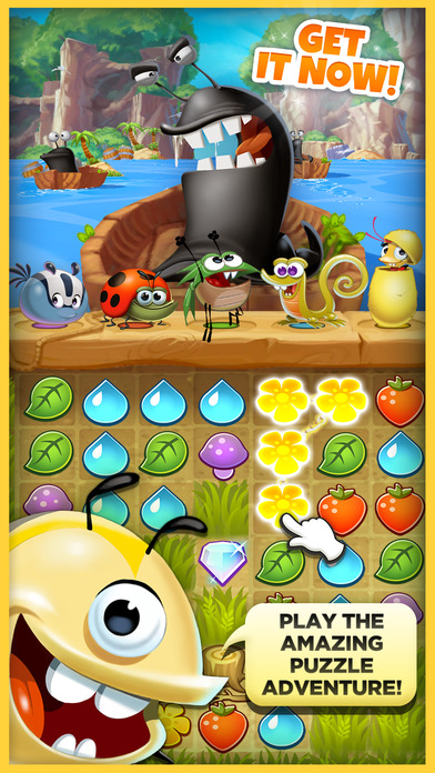 download Best Fiends appstore review