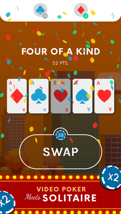 Daily Solitaire iOS Screenshots