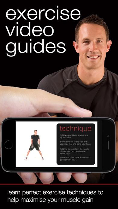 GymTraining Personal Trainer Screenshot