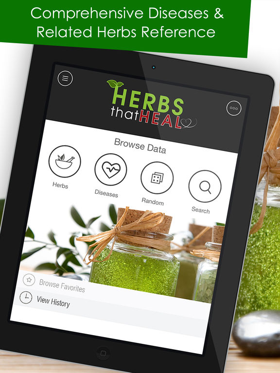 Herbs that Heal - Medicinal Plants & Guide Screenshots