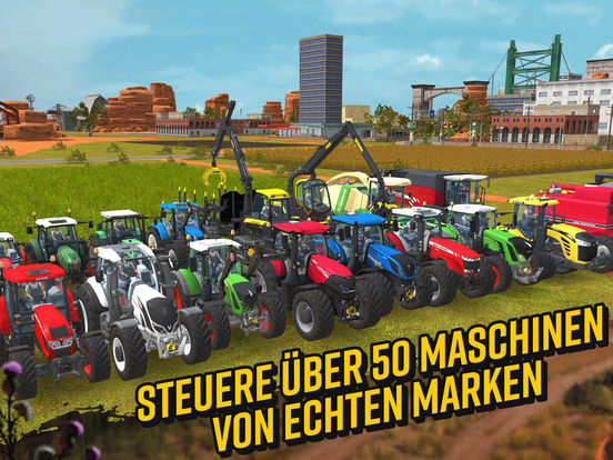 Screenshot 2 Farming Simulator 18