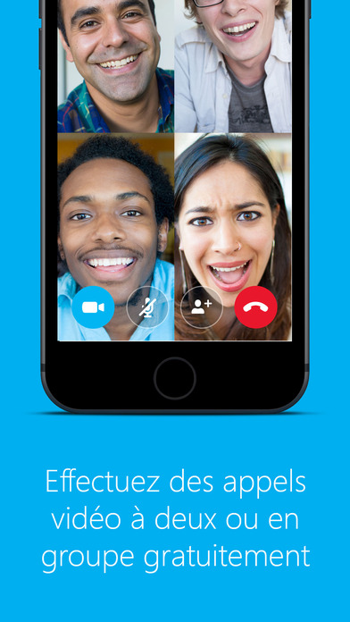 download Skype pour iPhone apps 4