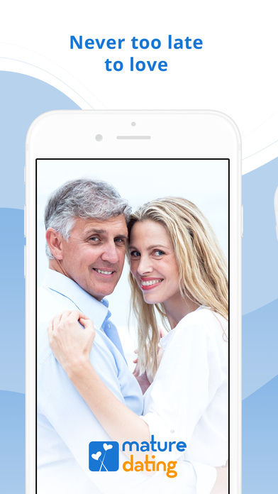 Elderly dating app