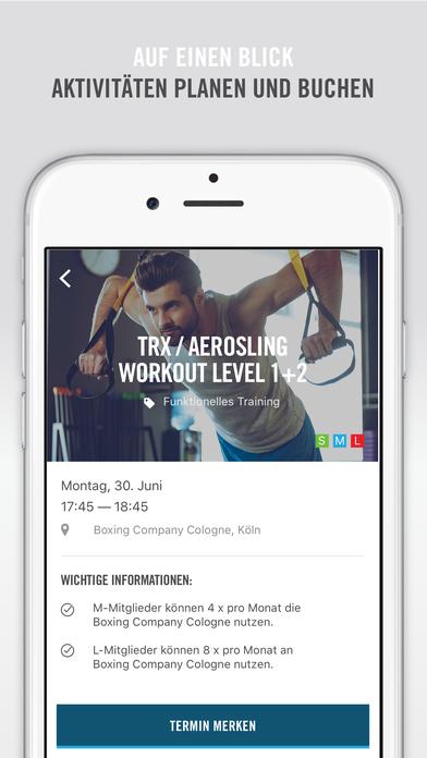Urban Sports Club Screenshot