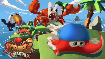 Kraken Land : 3D Platformer Adventures