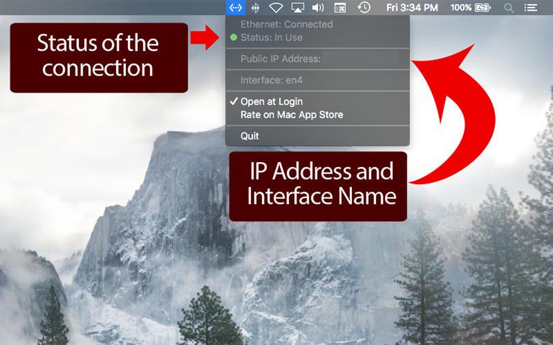 Ethernet Status - Fehlende LAN Statusleiste Icon Screenshot