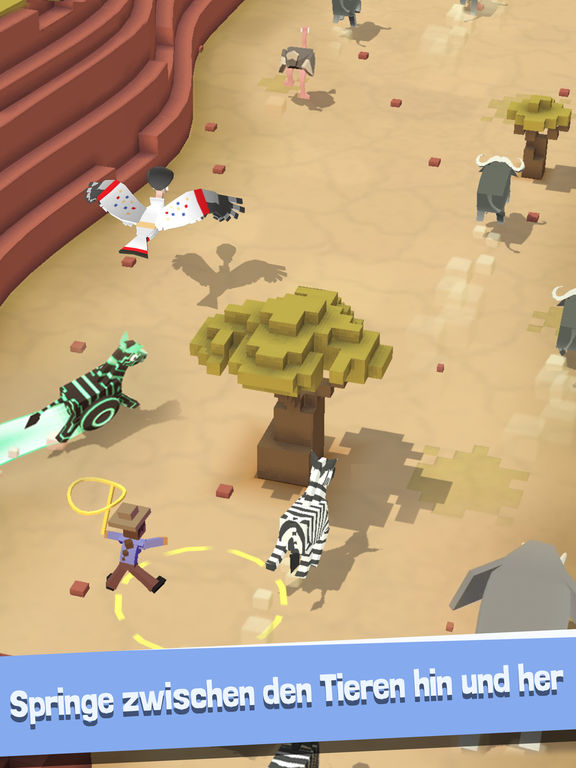 Rodeo Stampede: Sky Zoo Safari  Bild 3