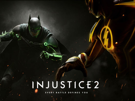 Screenshot 1 Injustice 2