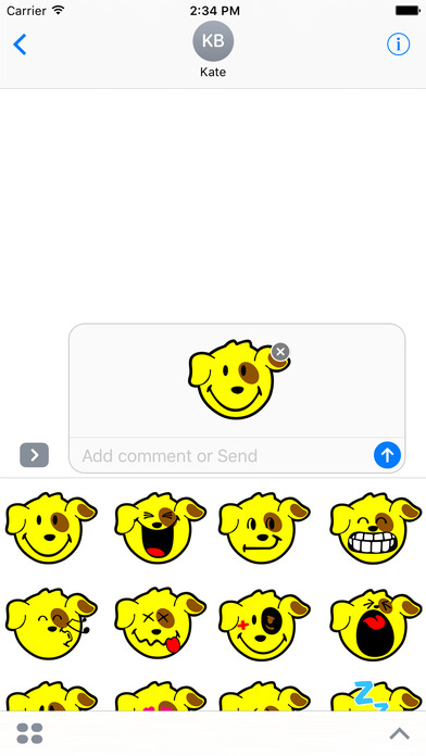 download Smiley Dogs appstore review