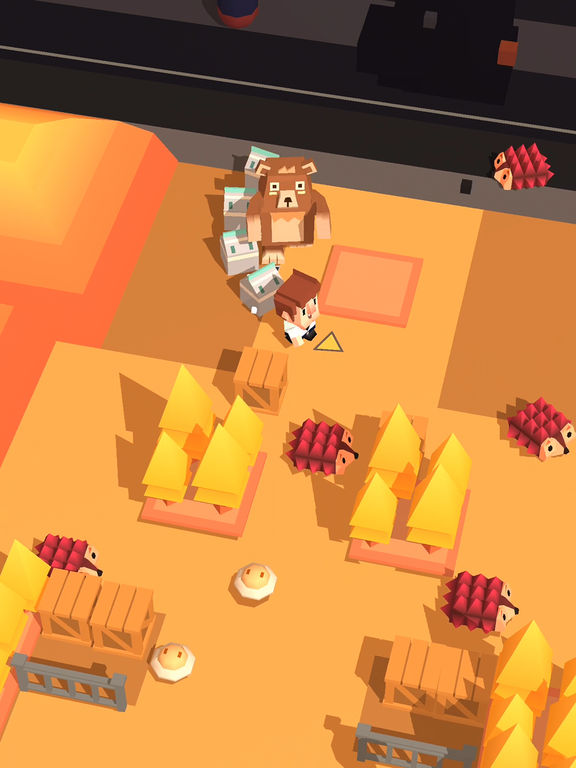 Screenshot 2 Food Conga