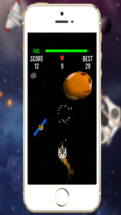 download Galaxy Sky War appstore review