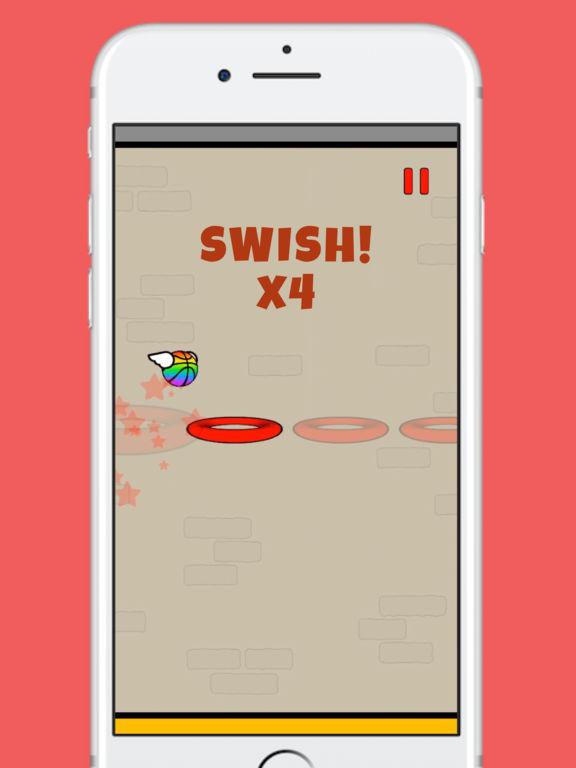 Screenshot 3 Flappy Dunk
