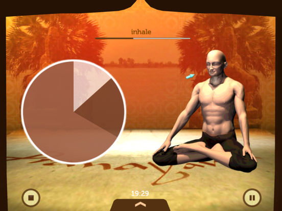 Universal Breathing - Pranayama Screenshots