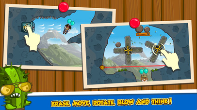 Screenshot 2 Amigo Pancho 2: Puzzle Journey