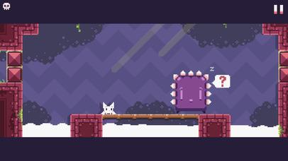 Cat Bird! iOS Screenshots