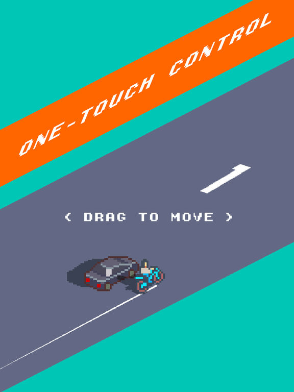 Overtake King iOS Screenshots