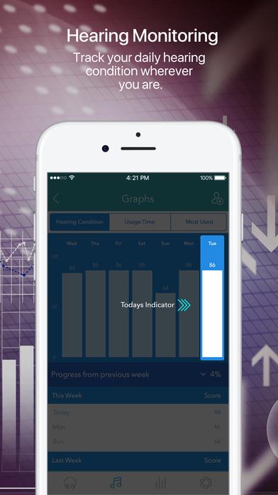 TSC Music: Audio Ecualizador y Streaming de Música Screenshot