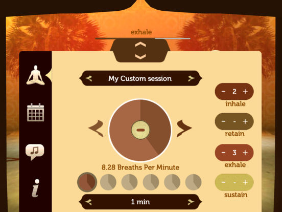 Universal Breathing - Pranayama Screenshots