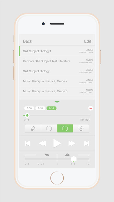 download Pocket Recorder appstore review