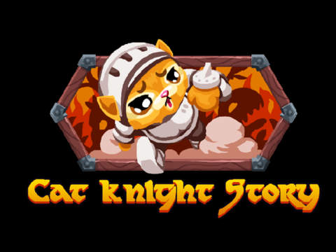 Screenshot 5 Cat Knight Story