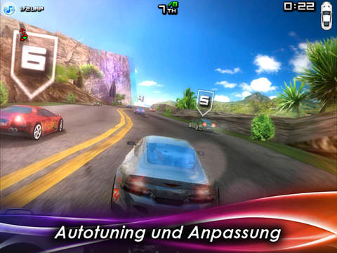 Race Illegal: High Speed 3D Free  Bild 5