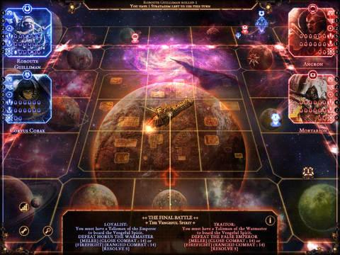 Talisman: Horus Heresy iOS