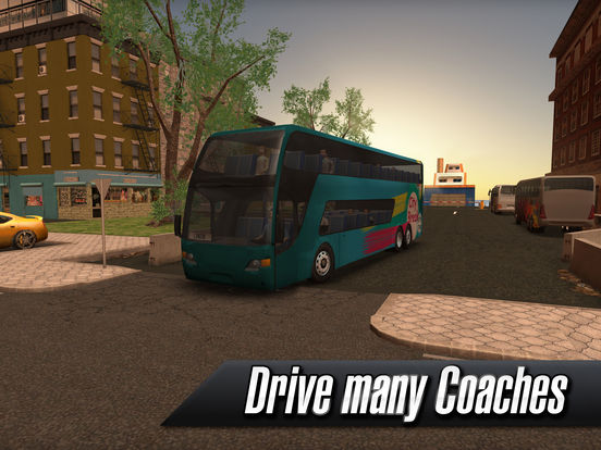 Screenshot 3 Coach Bus Simulator